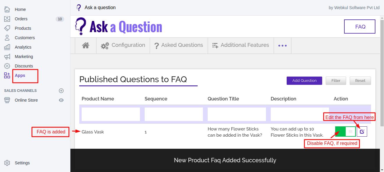 FAQ added