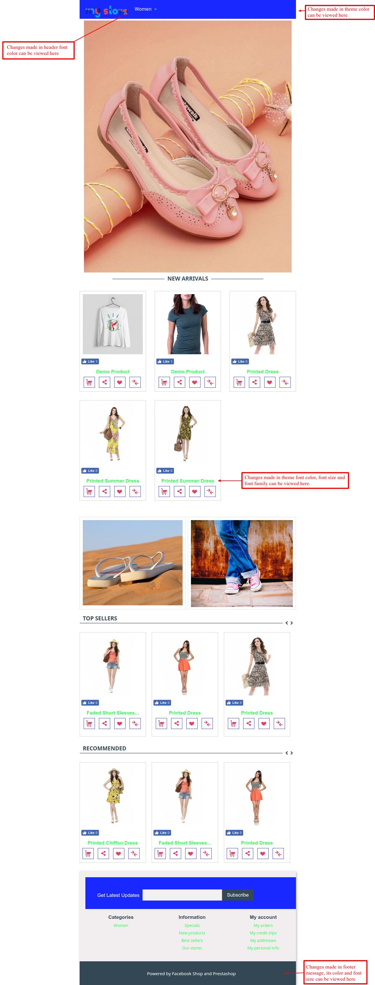 Prestashop Facebook Shop | Store Integration with Facebook