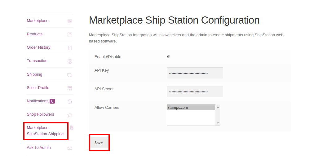 WooCommerce Multi Vendor ShipStation Integration Plugin