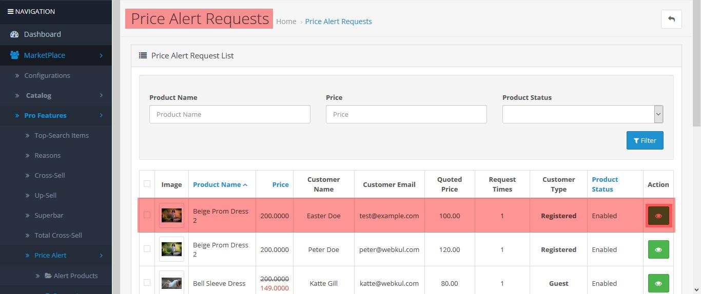 price_alert_customer