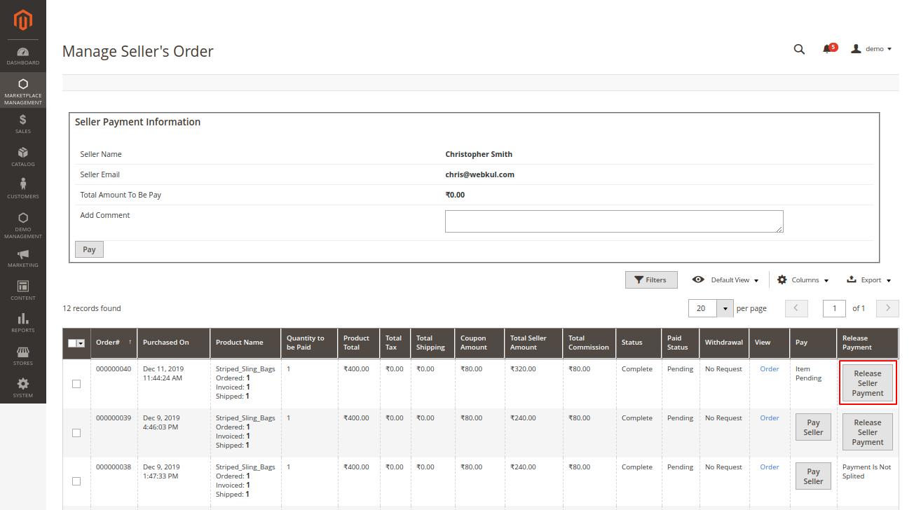 webkul-magento2-marketplace-payumoney-payment-gateway-manage-sellers-order-1
