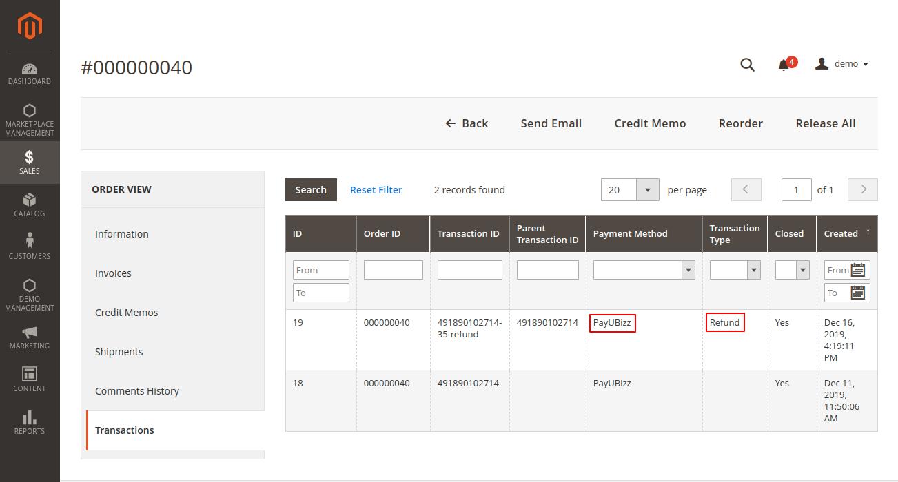 webkul-magento2-marketplace-payumoney-payment-gateway-transactions-payubiz-refund