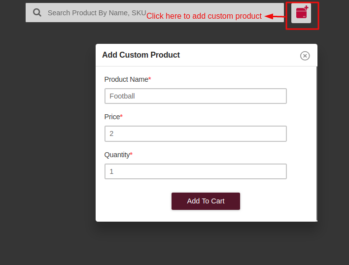 POS-add-custome-product