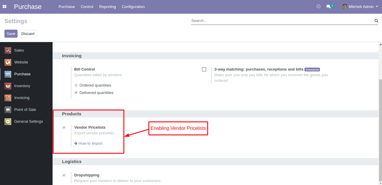Pricelist in Odoo | How to create and manage pricelist in Odoo?