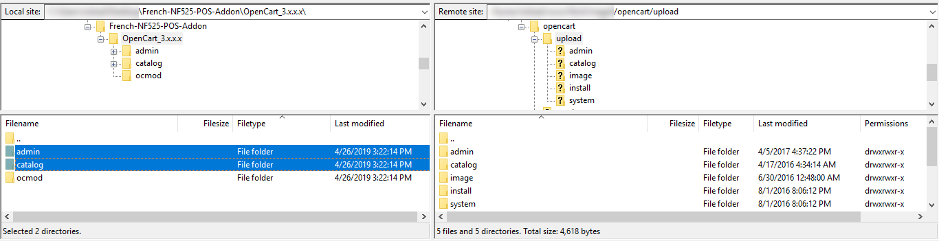 webkul_opencart_french_nf525_pos_add_on_installation