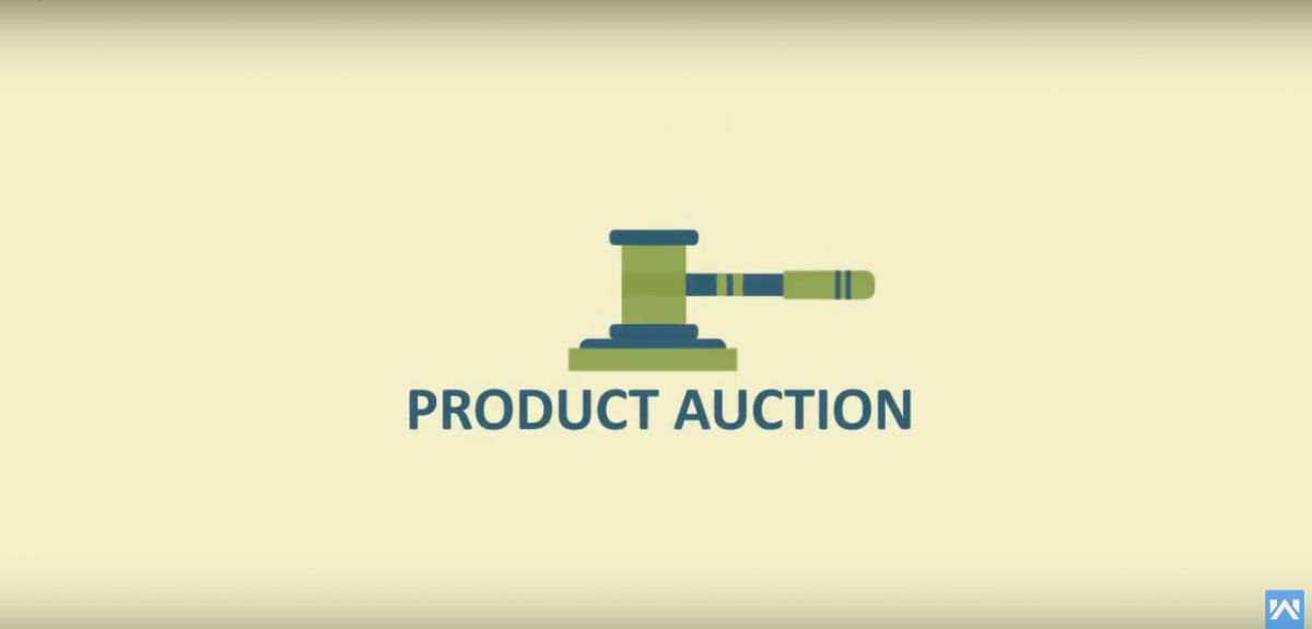 How to build an online auction website
