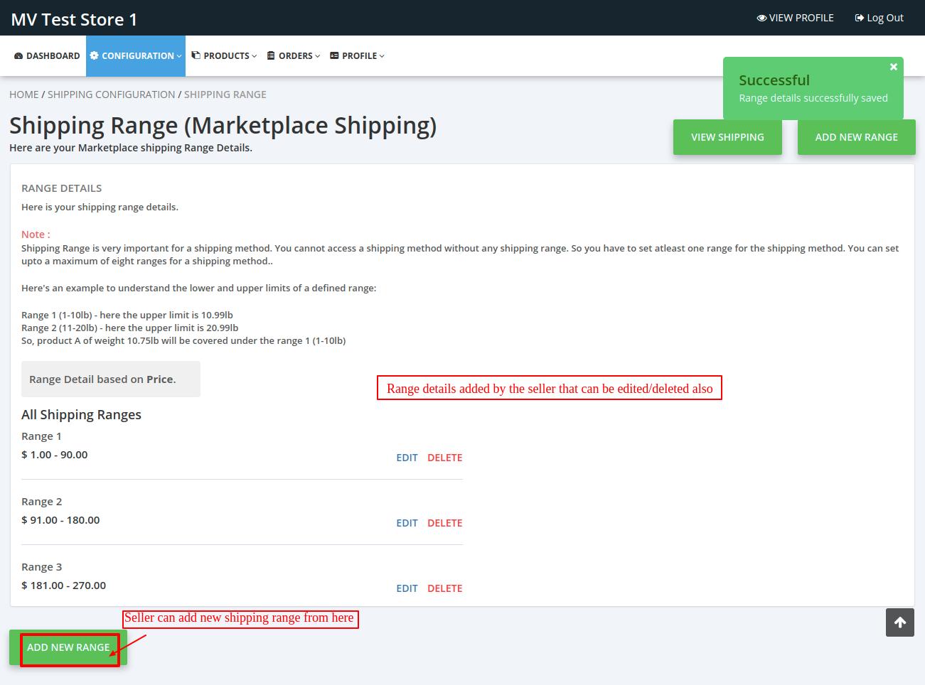Range Details Seller • Multivendor MarketPlace (3)