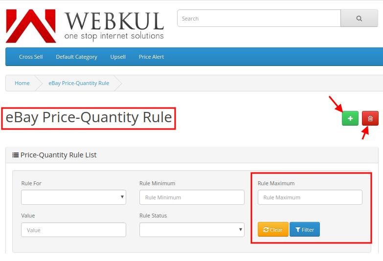 eBay Price Quantity Manage Seller end