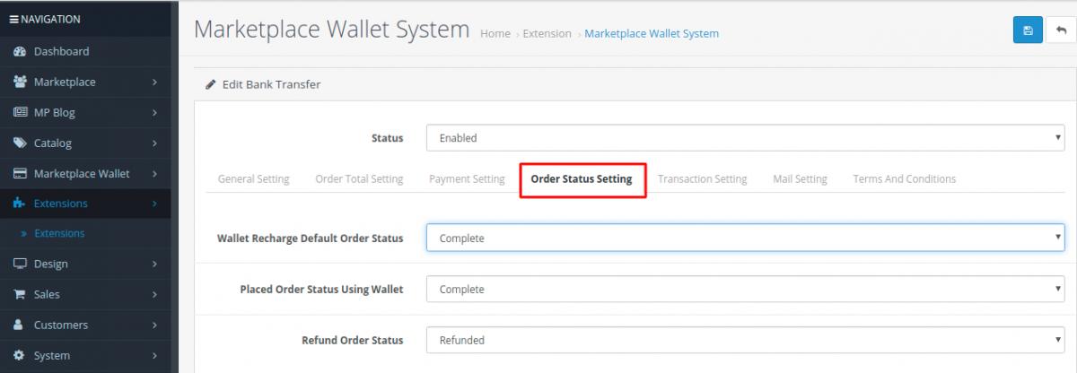 Multi-Vendor Wallet System