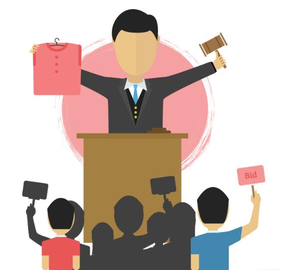 Create an online auction website