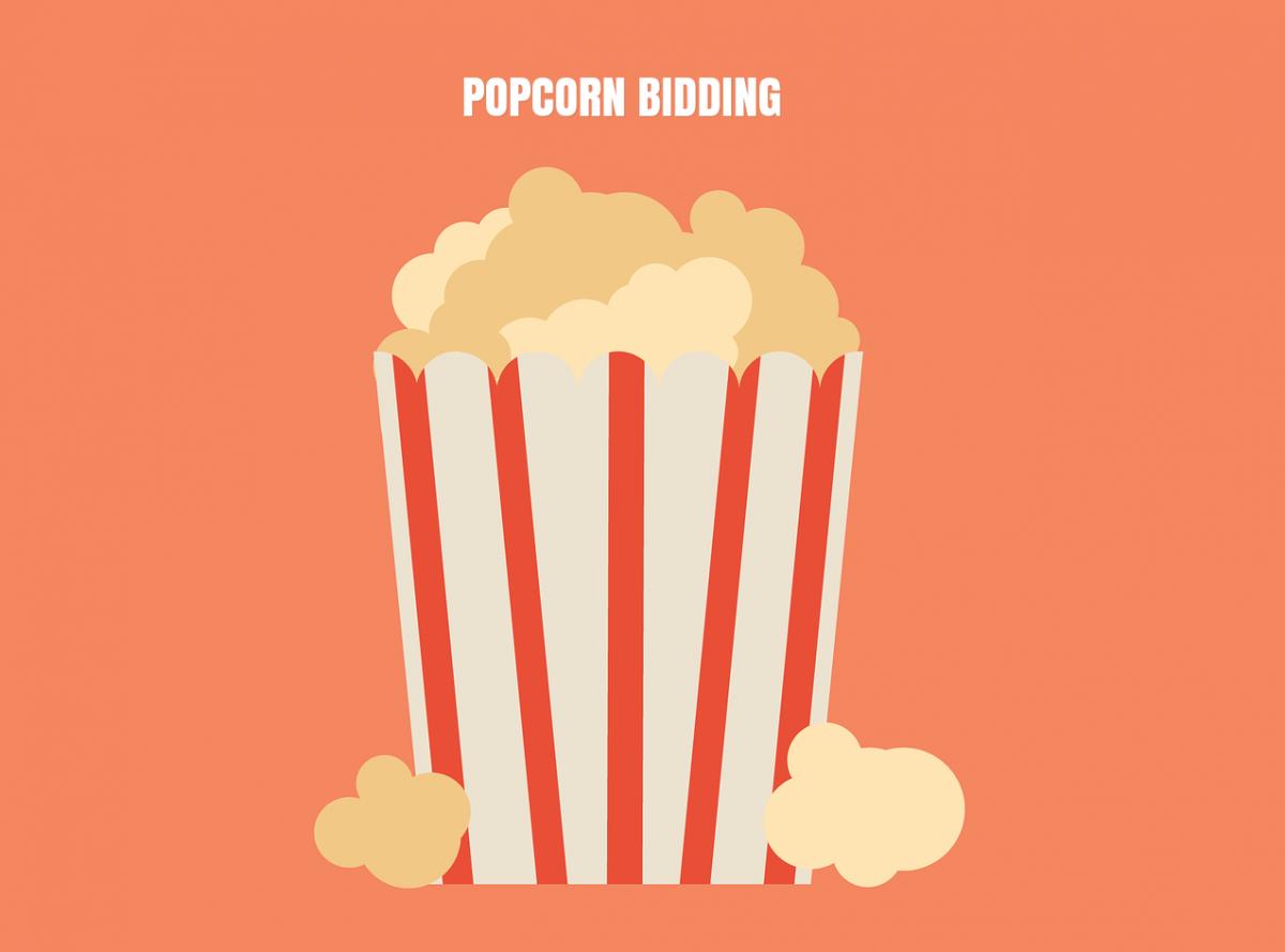 popcorn bidding