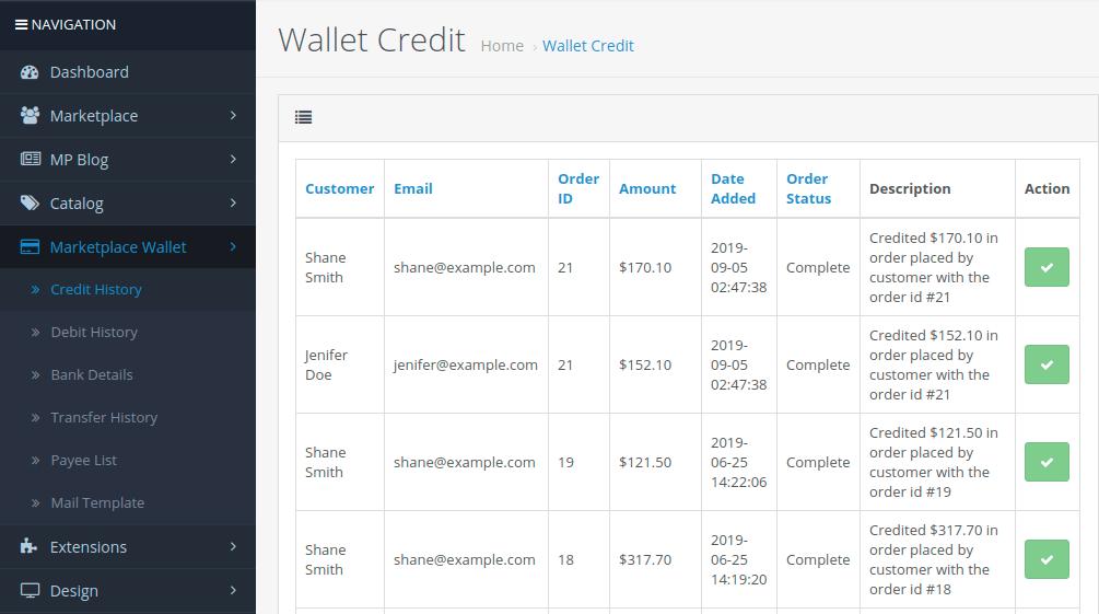 wallet -system 3