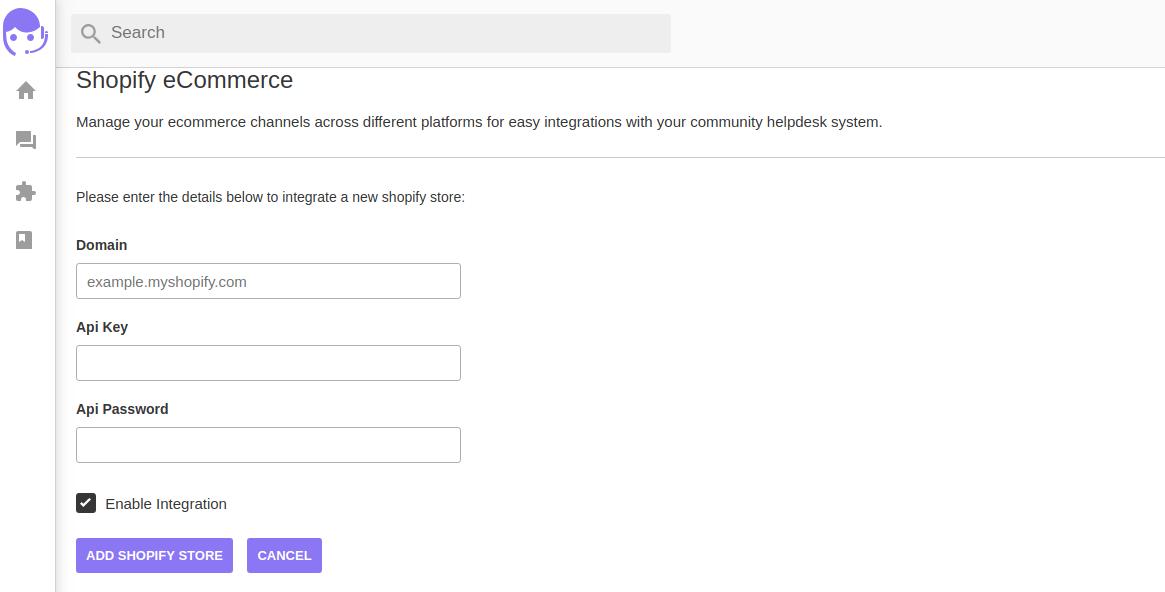 Configure Shopify Order Fetch Module
