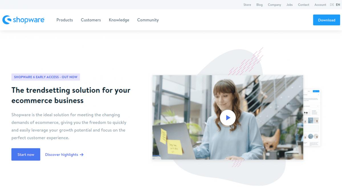 Webkul Shopware Connector