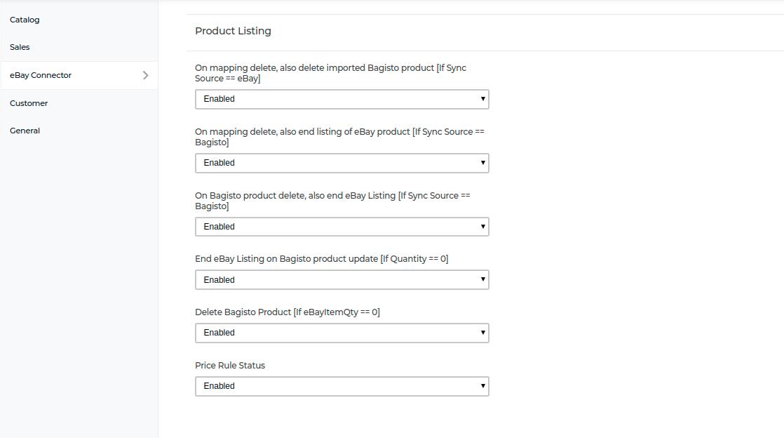 laravel-eCommerce-ebay-connector-product-listing