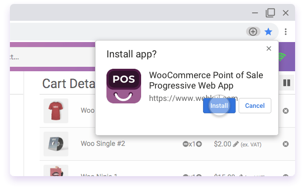 Point of Sale System for WooCommerce (POS Plugin) - 3