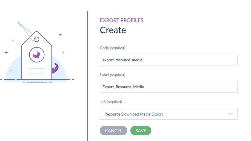 export resource media