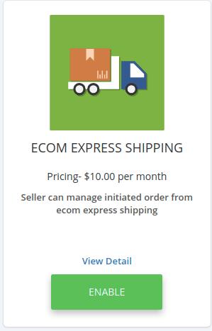 ecom express shipping