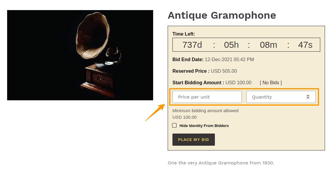 Antique-Gramophone-–-auction