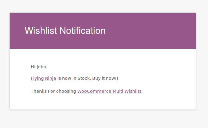in-stock-Notification