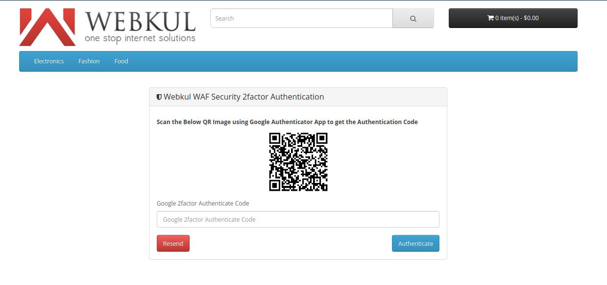 WAF-Screenshot