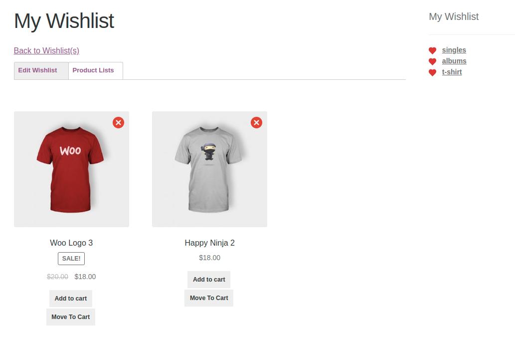Webkul.woocommerce-multiple-wishlist-product-list