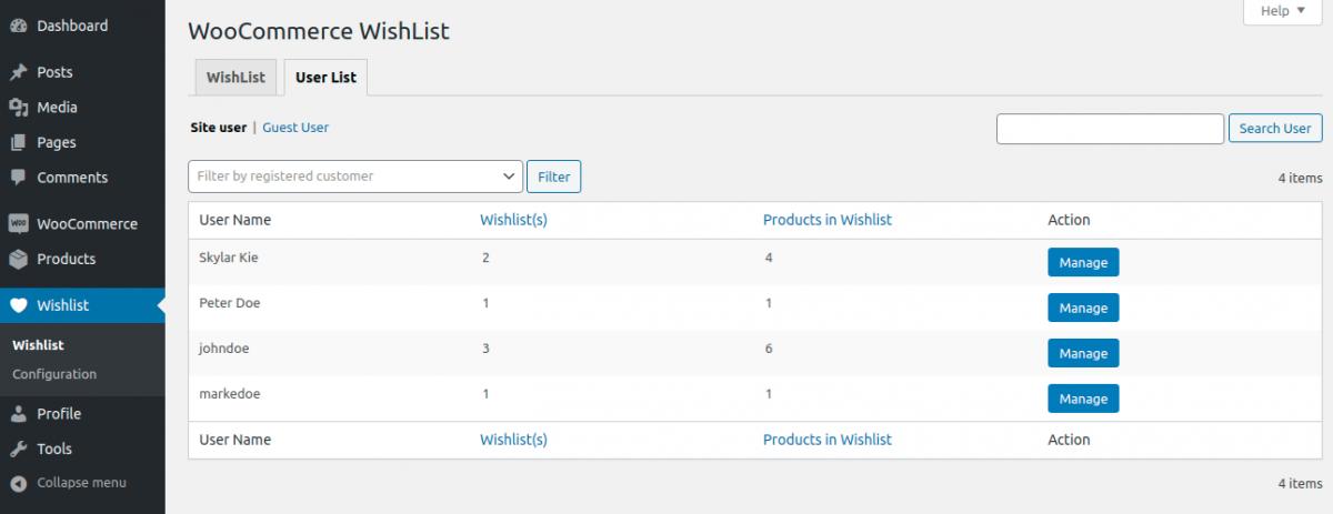 Webkul.woocommerce-multiple-wishlist-site-user-list