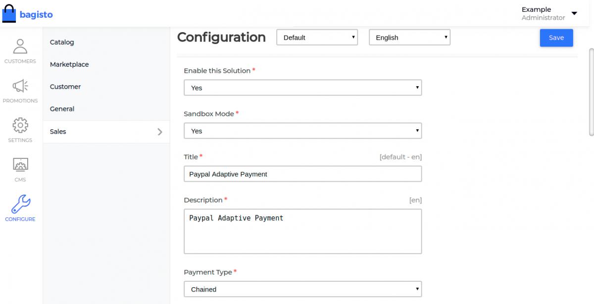 laravel-marketplace-paypal-adaptive-admin-configuration-1