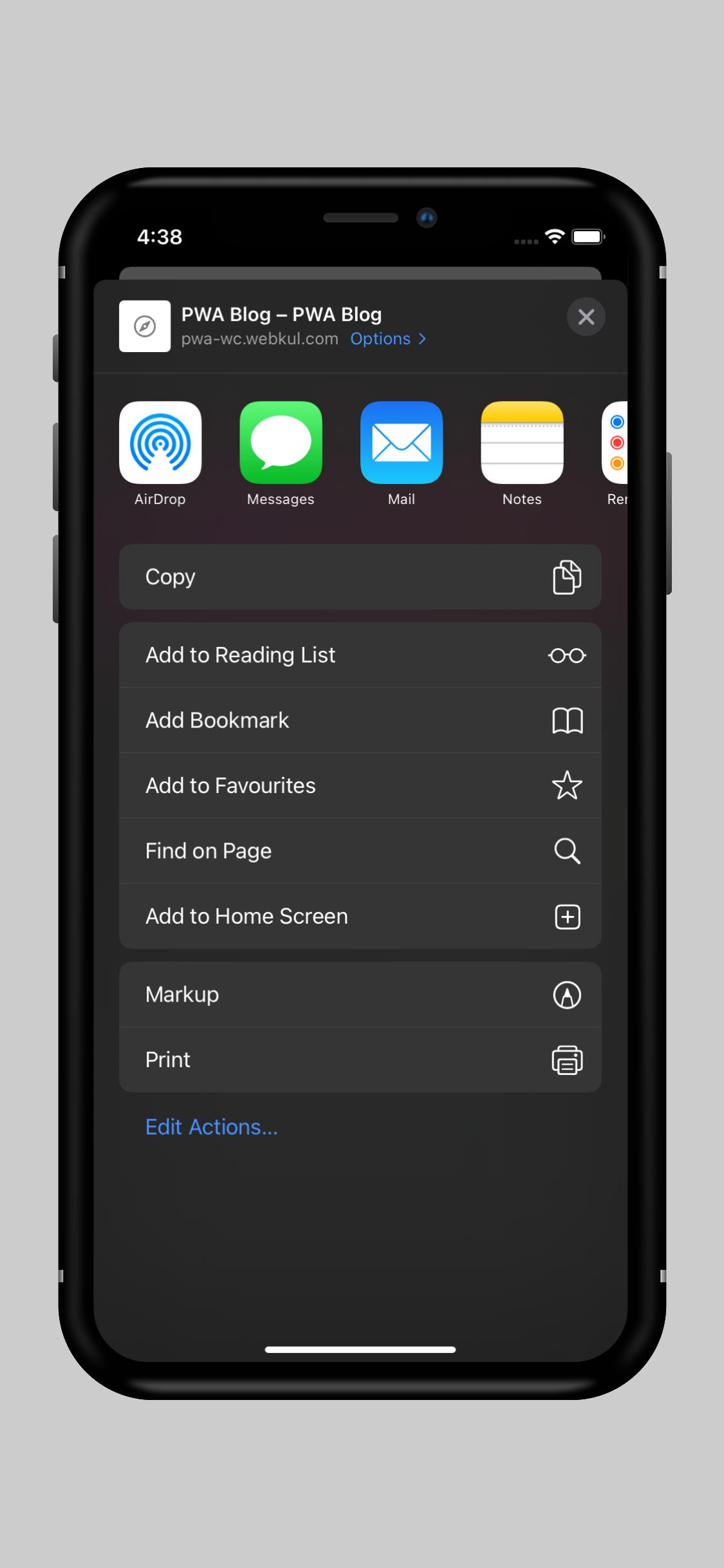 PWA-add-to-home-screen-IOS