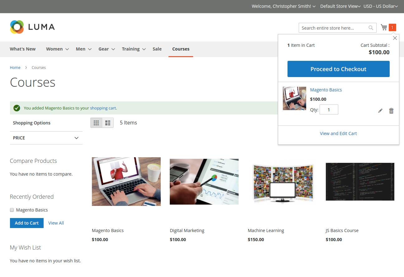 webkul-magento2-learning-management-system-adding-product-to-cart-2