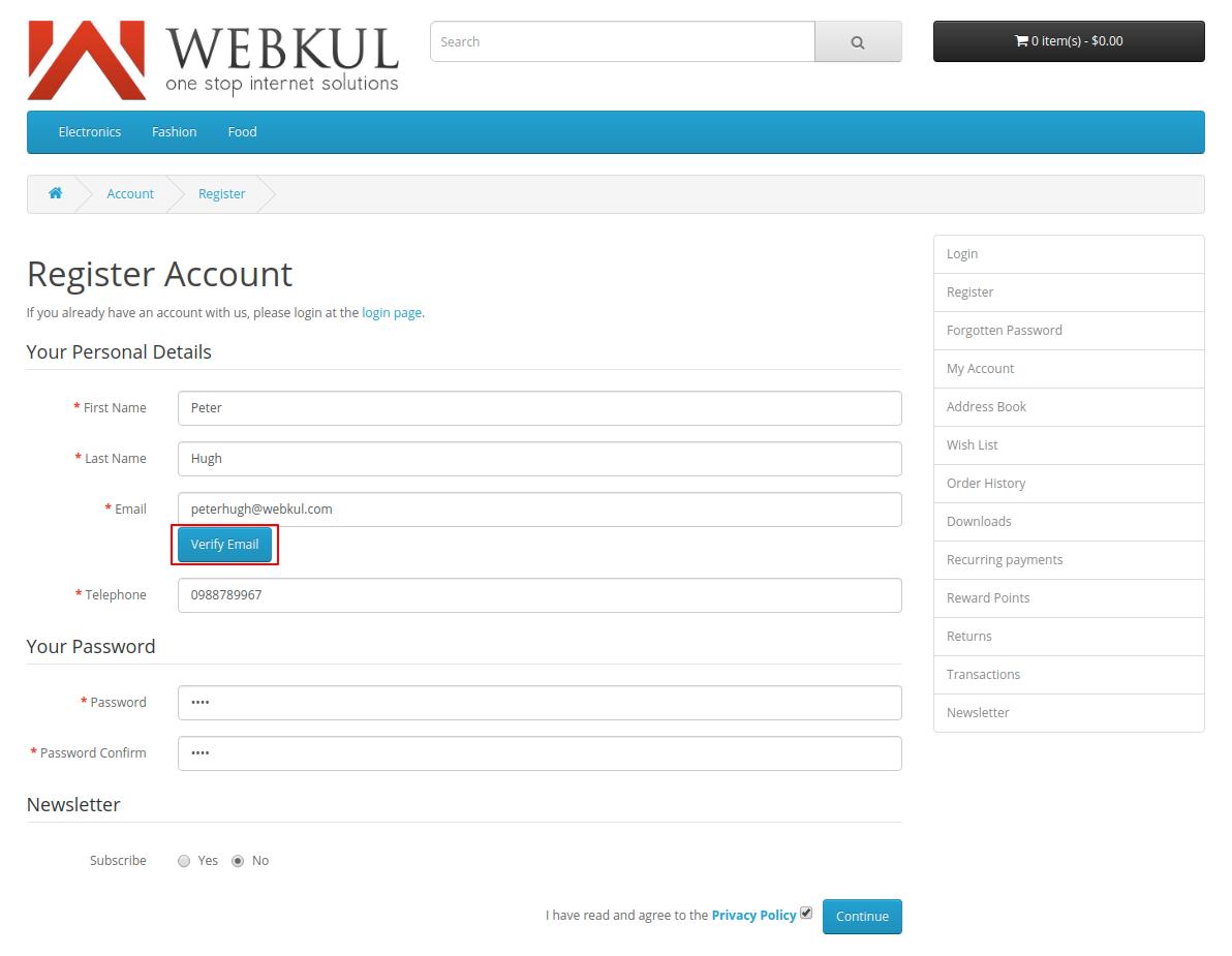 webkul-opencart-web-application-firewall-security-new-customer-verify-email