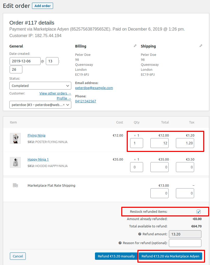 webkul_WooCommerce_Marketplace-Adyen-Payment_admin-refund