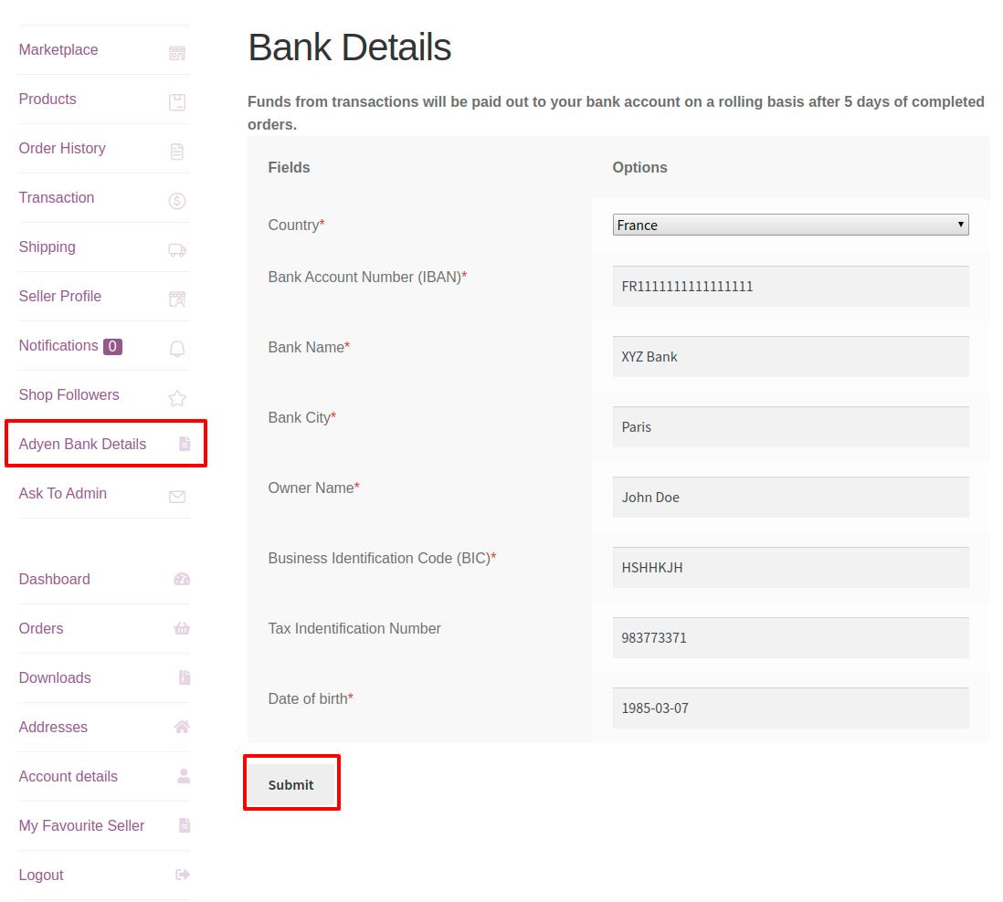 webkul_WooCommerce_Marketplace-Adyen-Payment_seller-adyen-account-detail