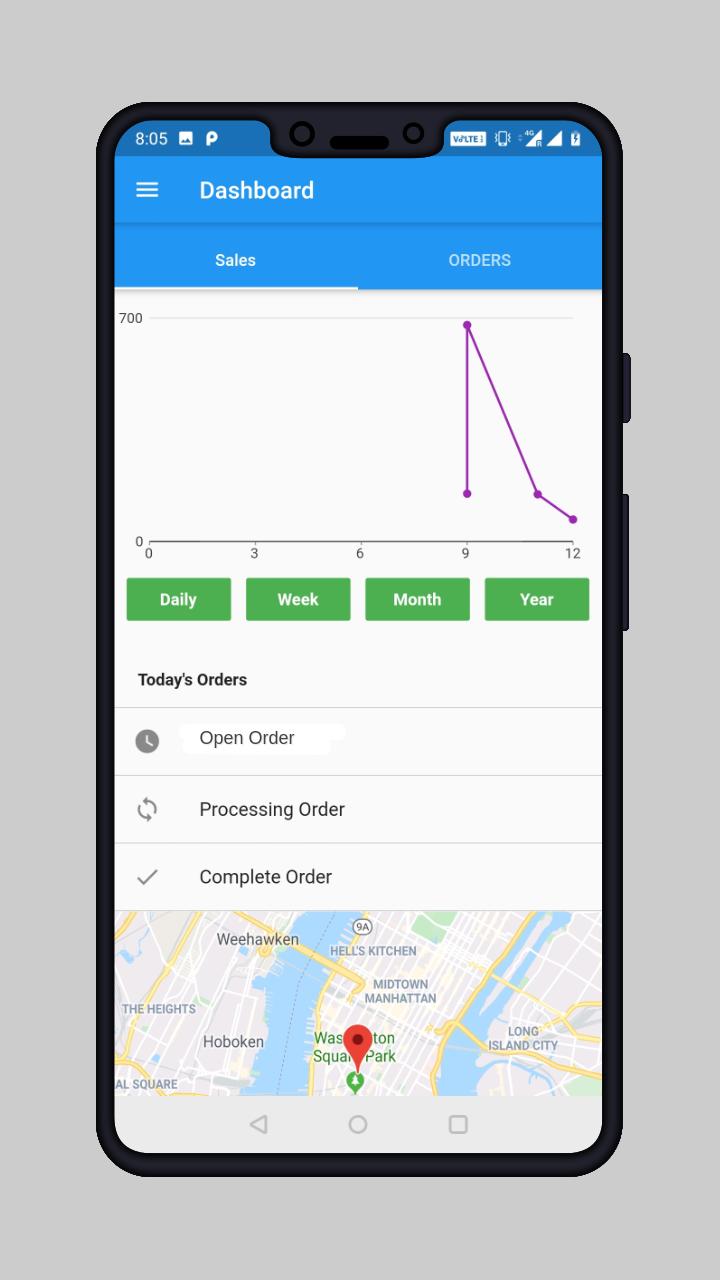 webkul_cs-cart-delivery-boy-app_dashboard-sales-delivery-boy