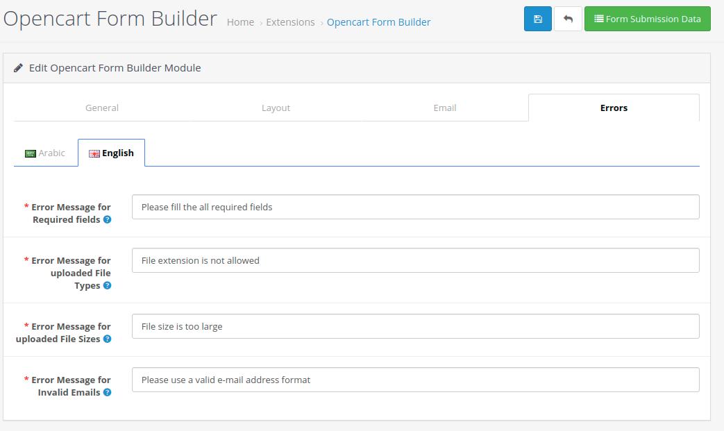 webkul_opencart-form-builder-Customer-_Query_Form_errors