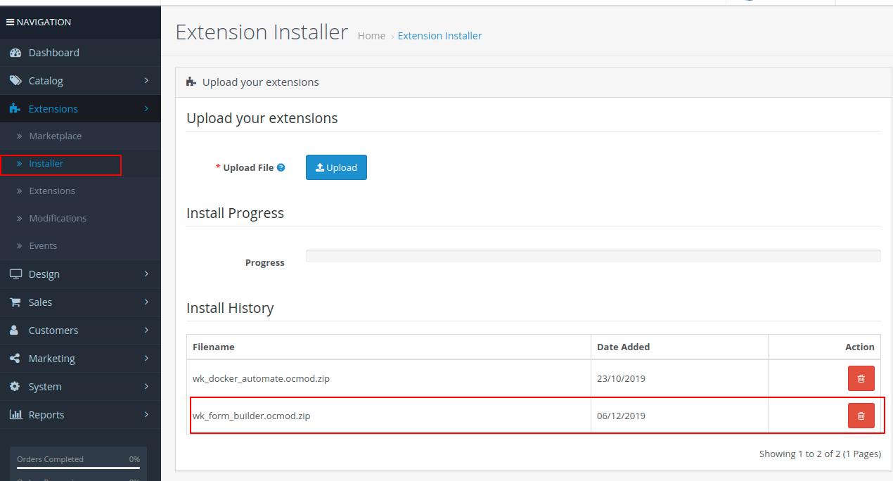 webkul_opencart-form-builder-Extension-Installer