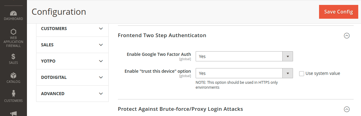 Frontend-Two-Step-Authenticaton