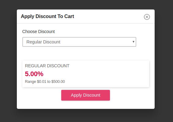 Laravel-SaaS-apply-discount