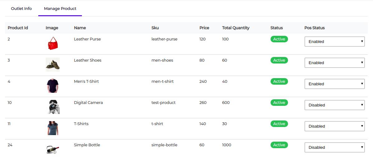 Laravel-eCommerce-POS-AssignProducttoOutlet