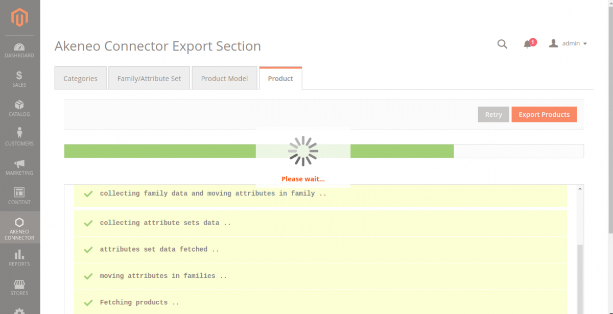 Magento-2-Akeneo-connector-export-product-execution-19