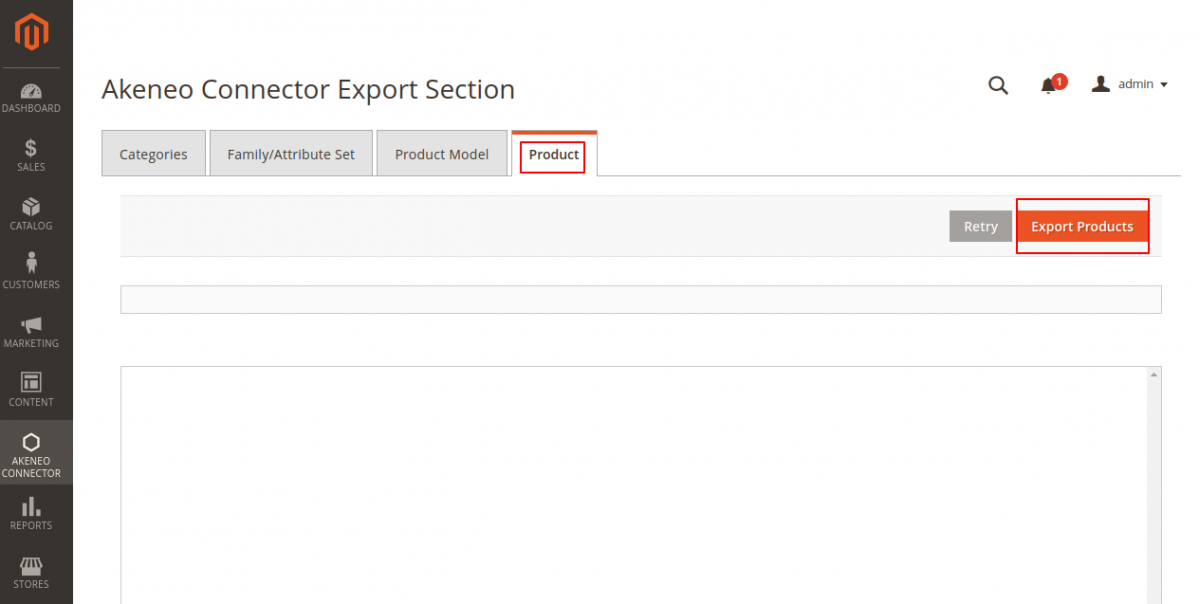Magento-2-Akeneo-connector-export-products-18