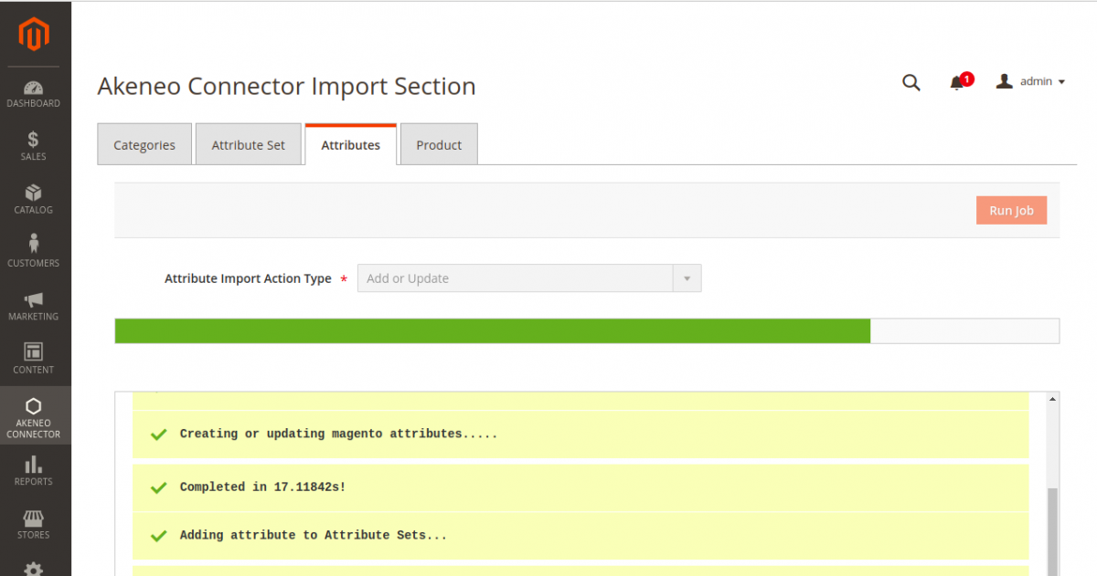Magento-2-Akeneo-connector-import-attribute-execution-30