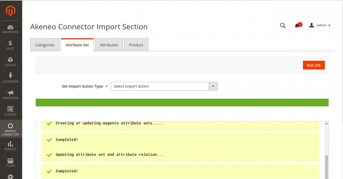 Magento-2-Akeneo-connector-import-attribute-set-execution-29