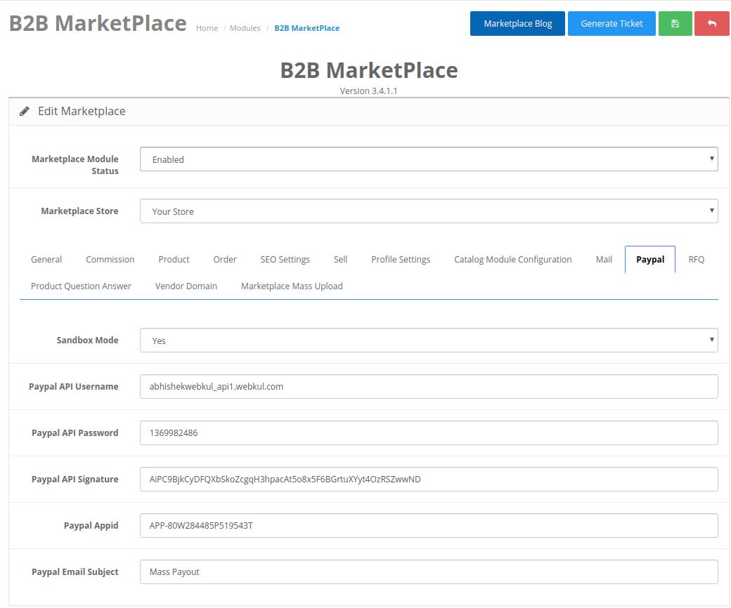 Opencart_B2B_Marketplace_setting_paypal_configuration13