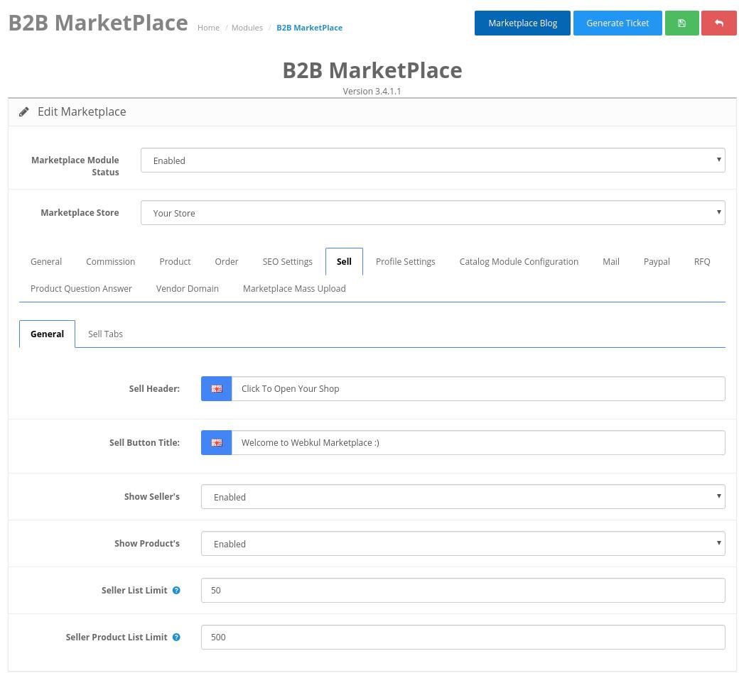 Opencart_B2B_Marketplace_setting_seo_configuration7