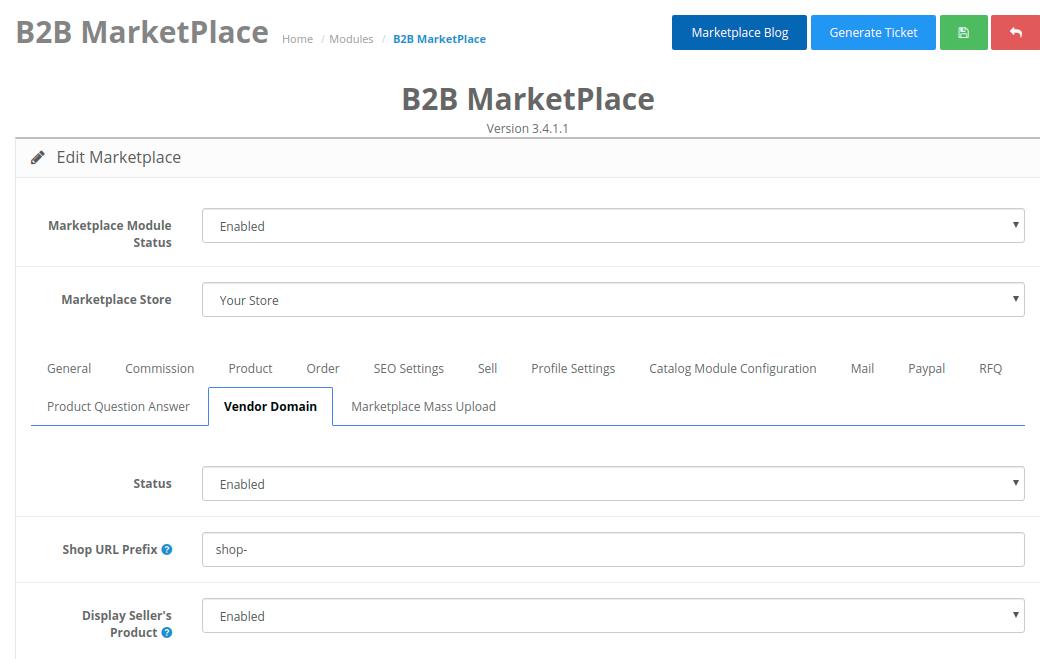 Opencart_B2B_Marketplace_setting_vendor-domain_configuration16