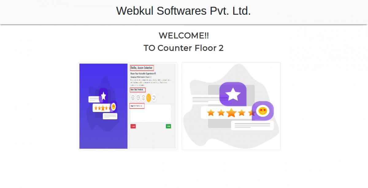 Launch POS Customer Review Screen 1