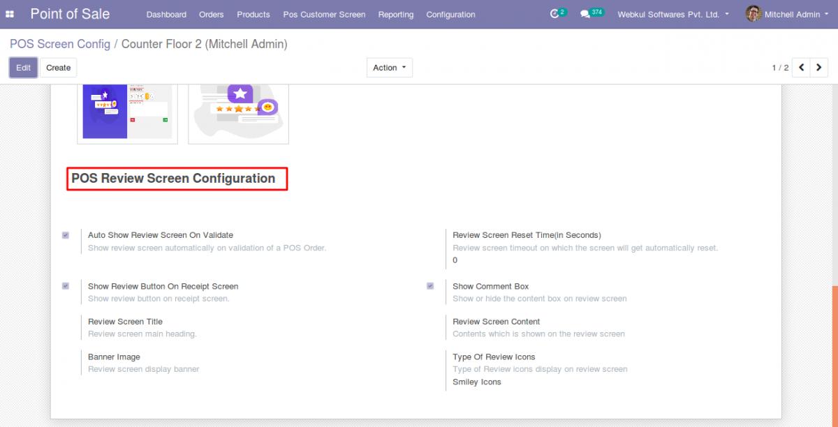 Customize Screen UI 1