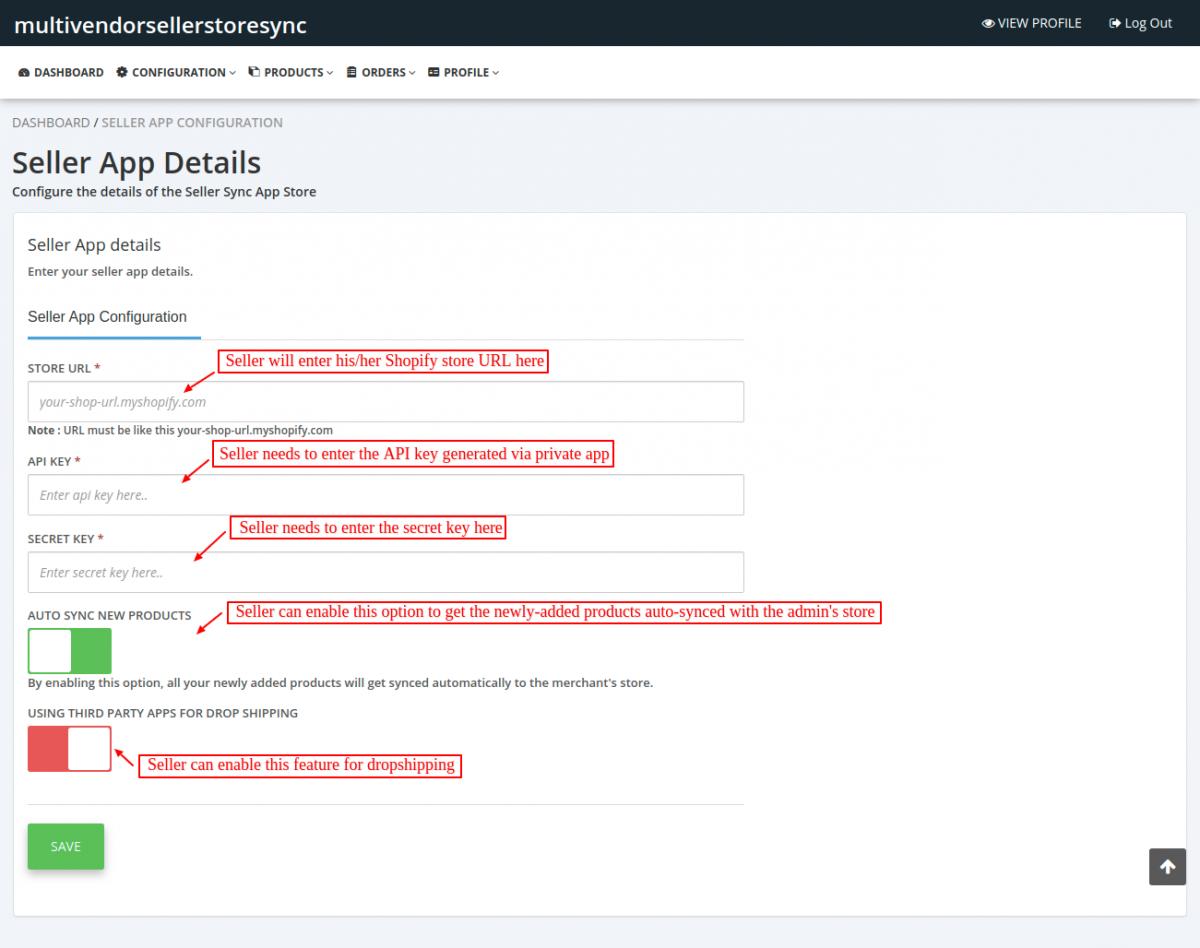 Seller-App-Configuration-Details-Seller-•-Multivendor-MarketPlace