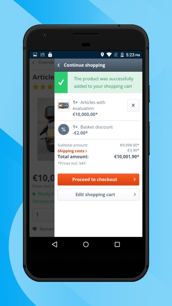 Shopware-hybrid-mobile-app-checkout8